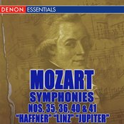 "Mozart: Symphonies Nos. 35 ""Haffner"", 36 ""Linz"", 40 & 41 ""Jupiter"""