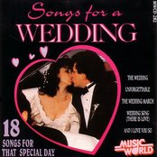 Songs For A Wedding - 18 Songs For That Special Day