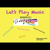 Let's Play Music: English Song Book Level 1
