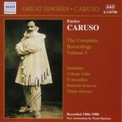CARUSO, Enrico: Complete Recordings, Vol.  3 (1906-1908)