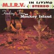 Feeding Time on Monkey Island