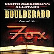 Boulderado: Live At The Fox 2008