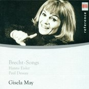 Vocal Recital: May, Gisela - Eisler, H. / Dessau, P.