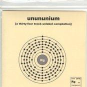 unununium [a thirty-four track unlabel compilation]