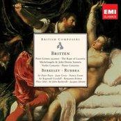 British Composers - Britten, Berkeley & Rubbra