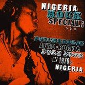 Nigeria Rock Special: Psychedelic Afro-Rock & Fuzz Funk in 1970's Nigeria