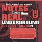 Notes from Thee Real Underground Volume 4 (disc 1)