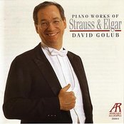 Piano Works of Strauss & Elgar