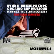Cocaïno Rap Musique Vol.1 Cd Mixé De Styles Libres Exclusifs