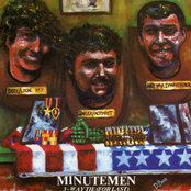 album 3-Way Tie (For Last) by Minutemen