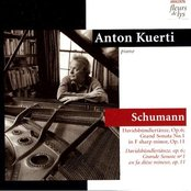 Davidsbündlertänze, Op.6; Grand Sonata No.1 in F sharp minor, Op.11 (Schumann)