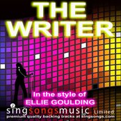 The Writer (Karaoke) (In the style of Ellie Goulding)