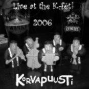 Concert Live at the K-fêt (INSA-Lyon, avril 2006)