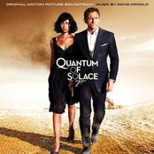album Quantum Of Solace by David Arnold