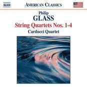 Glass: String Quartets Nos. 1-4