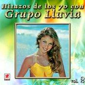 Hitazos De Los 70 Con Grupo Lluvia Vol. 2