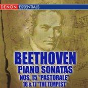 "Beethoven Piano Sonatas Nos. 15 ""Pastorale"", 16 & 17 ""Tempest"""