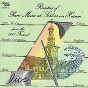 Rarities Of Piano Music 1991 - Live Recording From The Husum Festival