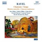 RAVEL: Chansons