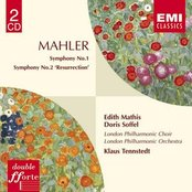 Mahler : Symphonies 1 & 2