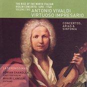 The Rise of the North Italian Violin Concerto: 1690-1740 Volume Two- Antonio Vivaldi, Virtuoso Impresario