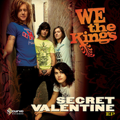 album Secret Valentine EP by We the Kings