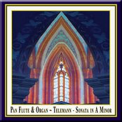 Pan Flute & Organ - Telemann: Sonata in A Minor (Originally composed for Oboe & Basso Continuo)
