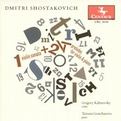 Shostakovich, D.: Violin Sonata, Op. 134 / 24 Preludes