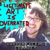 LEGITIMATE ART IS OVERRATED