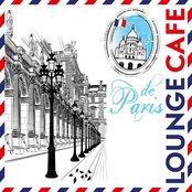 Lounge Café de Paris  (Explosion de sentiments)