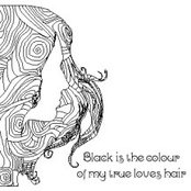 Black Is The Colour Of My True Love's Hair