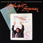 album Midnight Express by Giorgio Moroder