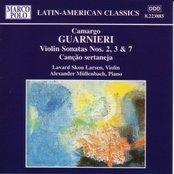 GUARNIERI: Violin Sonatas Nos. 2, 3 and 7