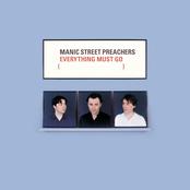 album Everything Must Go by Manic Street Preachers