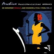 20 Greatest Female Jazz Vocalists 1936-1952, Vol. 2