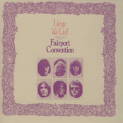 Fairport Convention - Liege and Lief Artwork