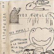 Introduction À La Théorie De La Subjectivité Relative
