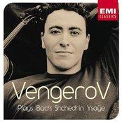 Maxim Vengerov : Solo recital album