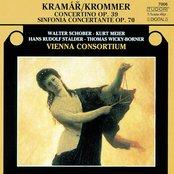 Krommer, F.: Sinfonia Concertante, Op. 70 / Concertino, Op. 39