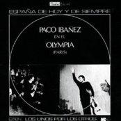 Paco Ibáñez en el Olympia (París)