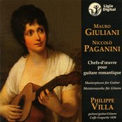 Giuliani and Paganini, Masterpieces for guitar, Meisterswerke f?r Gitarr