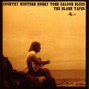 Country Western Honky Tonk Saloon Blues