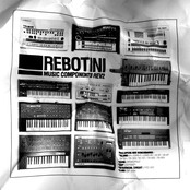 album Music Components Rev2 by Rebotini