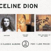 Unison/Celine Dion/The Colour Of My Love (3 Pak Cube)