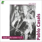Bach: Cello Suites 1, 2, 3