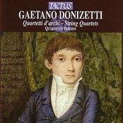 Donizetti: Quartetti d'archi - String Quartets