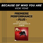 Because Of Who You Are (Premiere Performance Plus Track)
