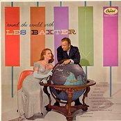 'round the World With Les Baxter