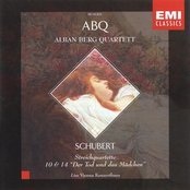 Alban Berg Quartett, String Quartets 10 & 14 - Schubert