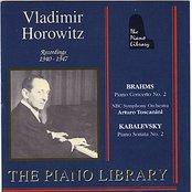 Brahms: Piano Concerto No.2 - Kabalevsky: Piano Sonata No. 2